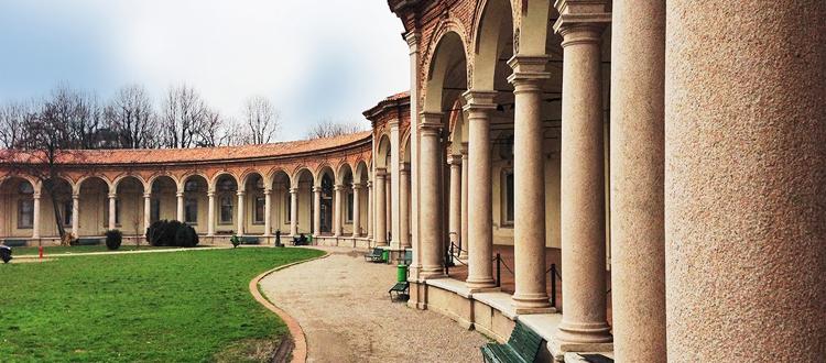 Rotonda Della Besana Milano