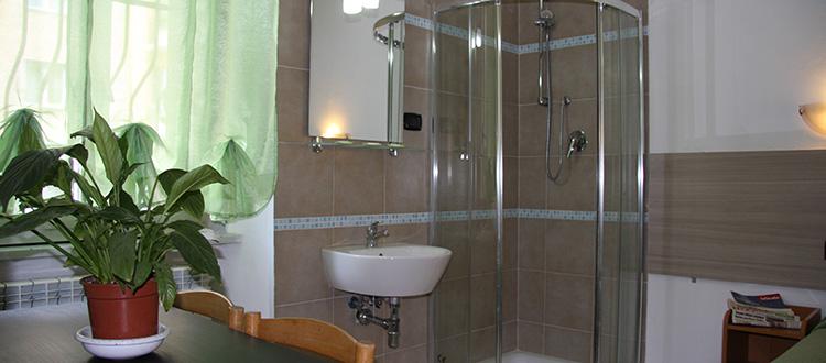 Camera Tripla Bagno In Comune